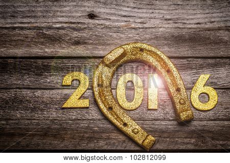 Locky New Year Concept