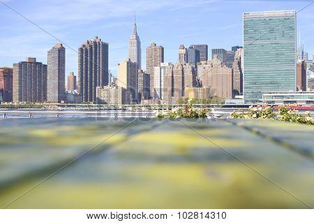 Interesting Manhattan View
