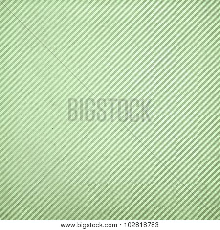 green paper with striped pattern