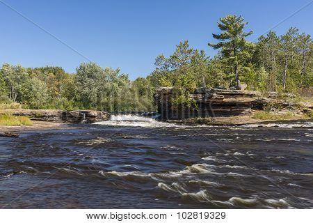 Big Spring Falls On Kettle River