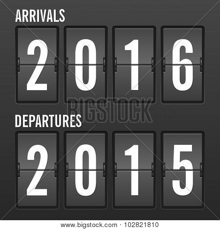 Arrivals Year
