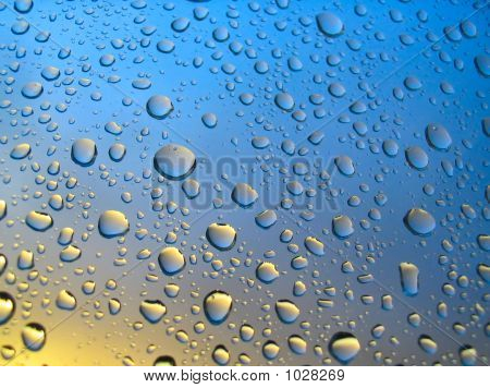 Stormy Droplets 3