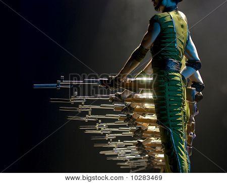 Chinese Modern Dance