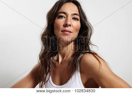 Adult Spanish Woman