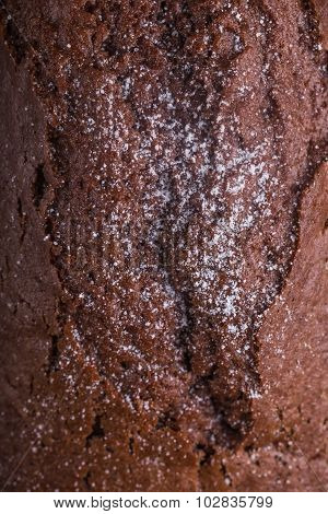 Polish Spiced Honey Cake For Christmas Close Up