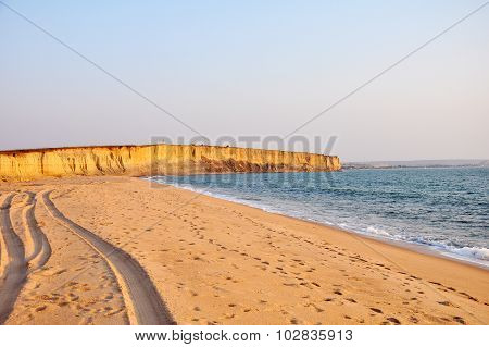 Beautiful Coastline of Angola