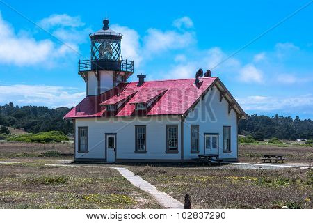 Fort Bragg Lighthouse, California