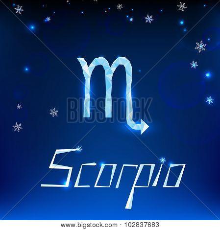 01 Scorpio horoscope sign