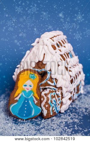 Fairy Tale With Gingerbreads