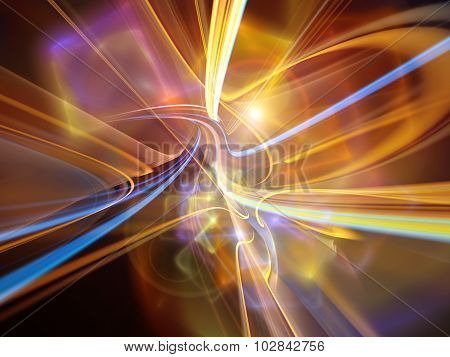 Speed Of Light Trails