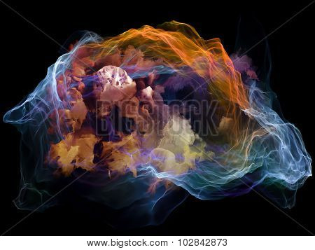 Inner Life Of Mind Particle