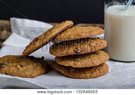 Homemade Oatmeal Cream Pie Cookies