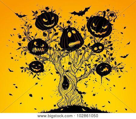 Halloween Tree.