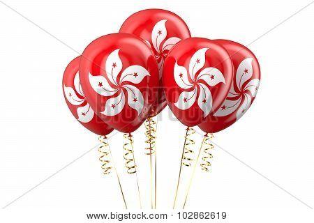 Hong Kong Patriotic Balloons, Holyday Concept
