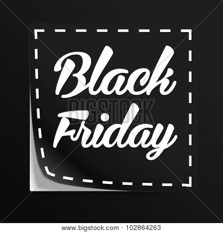 Coupon with Black Friday tag