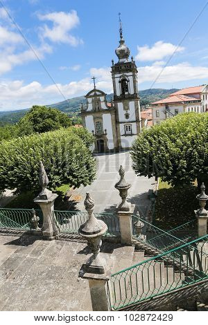 Paredes De Coura In Norte Region, Portugal