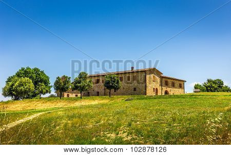 Renovated Tuscan Manor