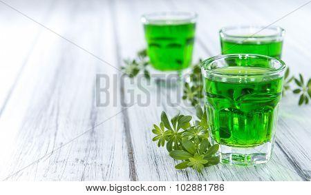 Sweet Woodruff Liqueur