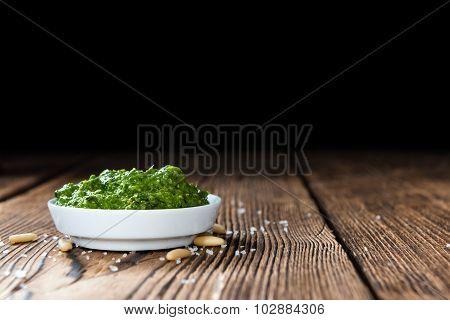Ramson Pesto