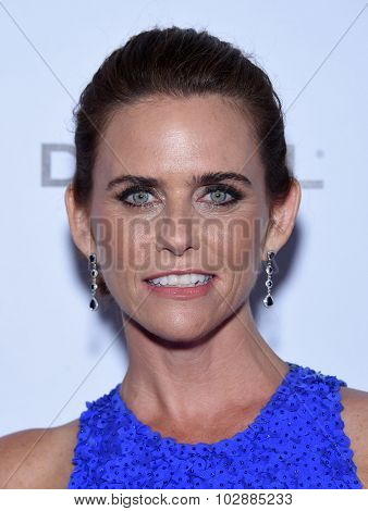 LOS ANGELES - SEP 18:  Amy Landecker Television Industry Advocacy Awards  on September 18, 2015 in Hollywood, CA
