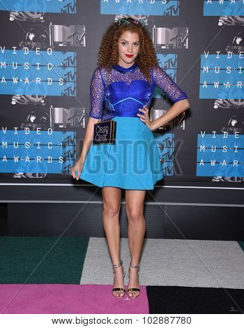 LOS ANGELES - AUG 30:  Mahogany Lox 2015 MTV Video Music Awards - Arrivals  on August 30, 2015 in Hollywood, CA