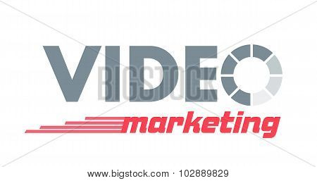 Logo Lettering Video Marketing