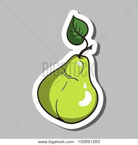 PearSticker