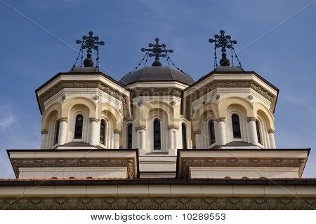 Orthodox Church Steeple