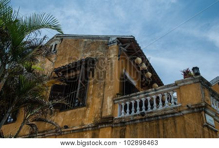 The building in the centre of Hoi An(Hoian)