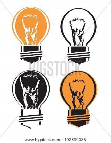Cool Light Bulb