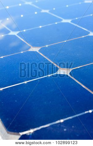 Solar Cell Background.