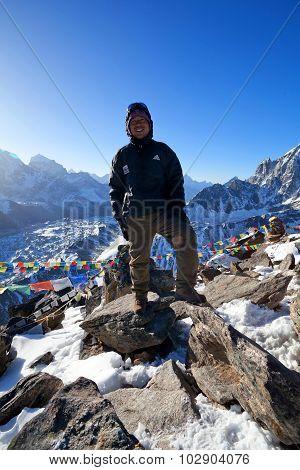 Sherpa Trekking Guide, Nepal