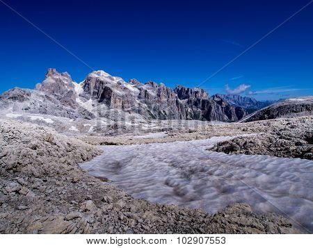 Altipiano Delle Pale Di San Martino - Dolomites - Italy