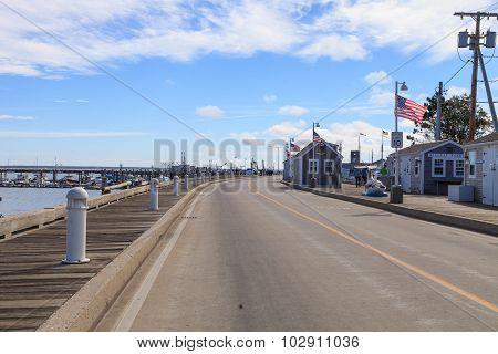Provincetown, Massachusetts, Cape Cod pier