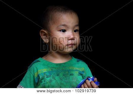 Hmong Boy