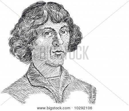 Vector - Nicolaus Copernicus