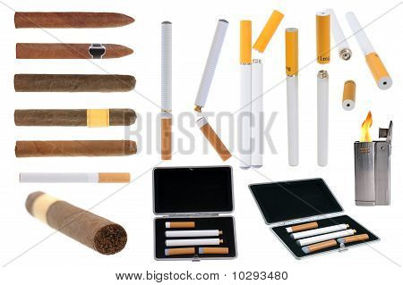 Tobacco Products And Electronic Cigarette