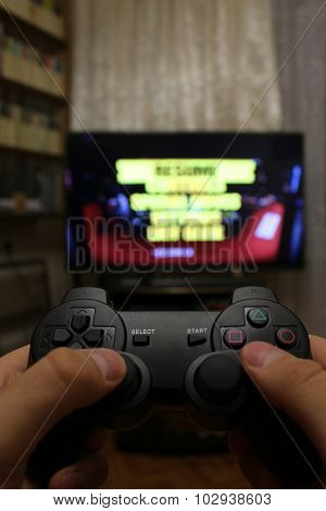 Joystick for video game consoles