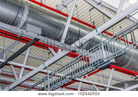 Engineering Services In A Building