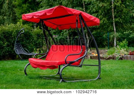 Garden Swing Outdoors