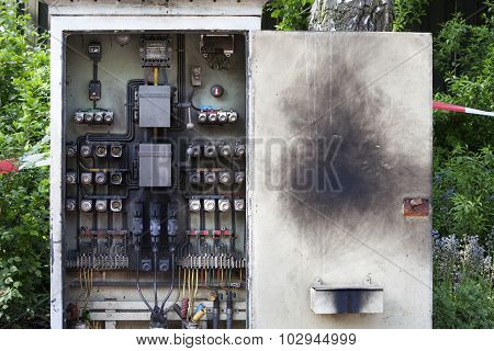 Overburdened Circuit Board