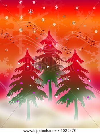 Christmas  Musical Star