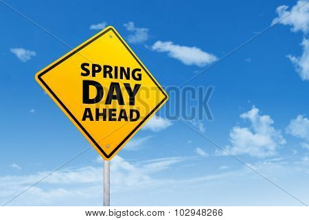 Spring Day Ahead