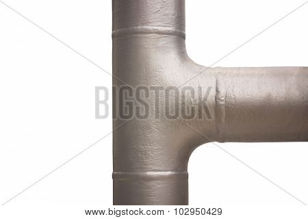 Connection Welding Pipeline.