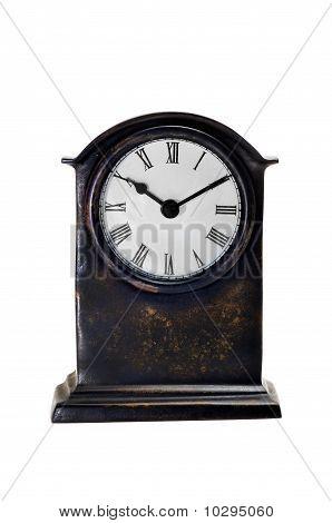Ancient Desktop Clock