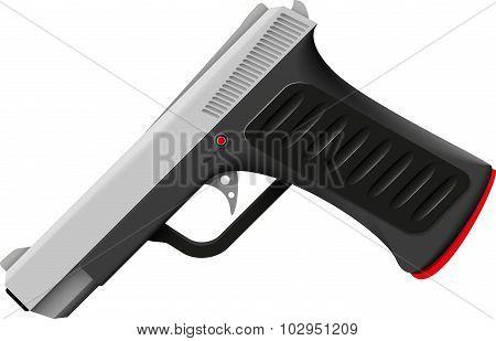 racing pistol
