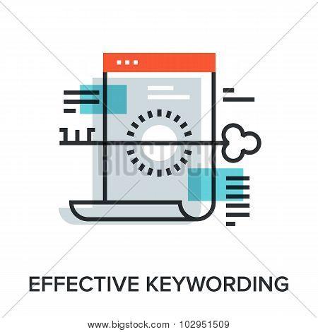effective keywording