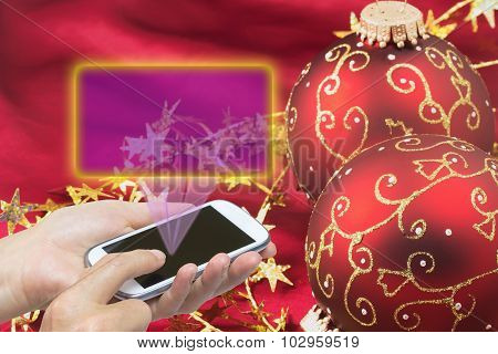 Christmas  Wishes Concept