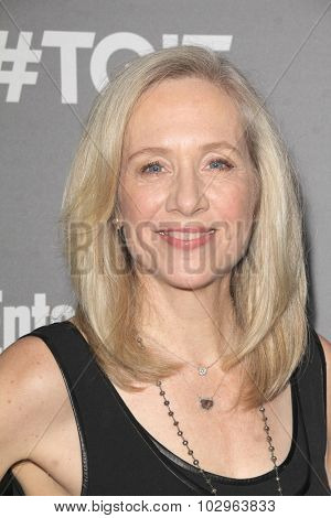LOS ANGELES - SEP 26:  Betsy Beers at the TGIT 2015 Premiere Event Red Carpet at the Gracias Madre on September 26, 2015 in Los Angeles, CA