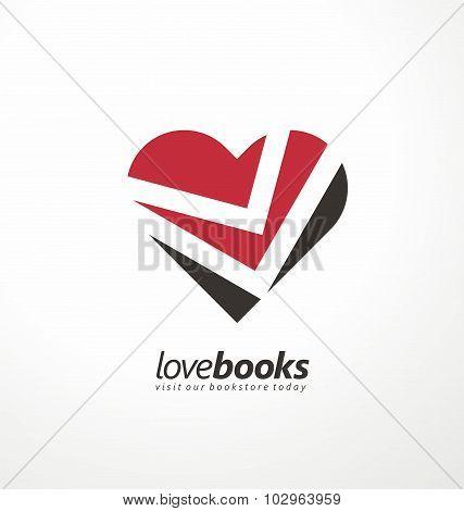 Book store symbol